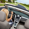 A new survey from LeaseTrader finds that women ask more thorough questions than men when buying cars.