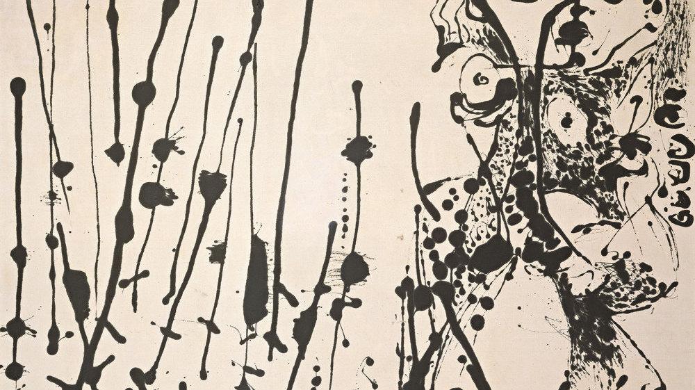 100 Years Later Pollock S Legend Still Splattered On Art