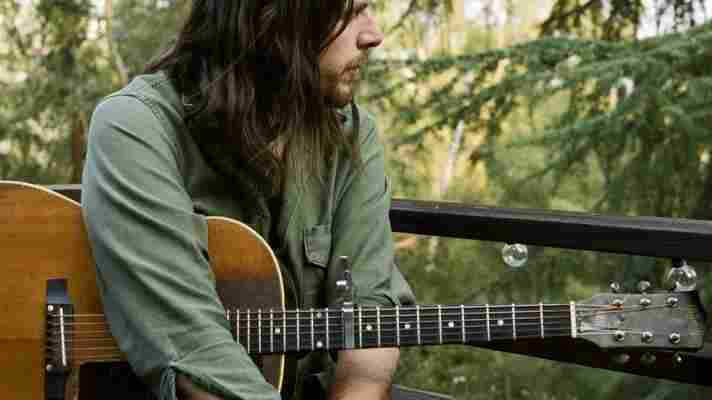 Jonathan Wilson's first album is titled Gentle Spirit.