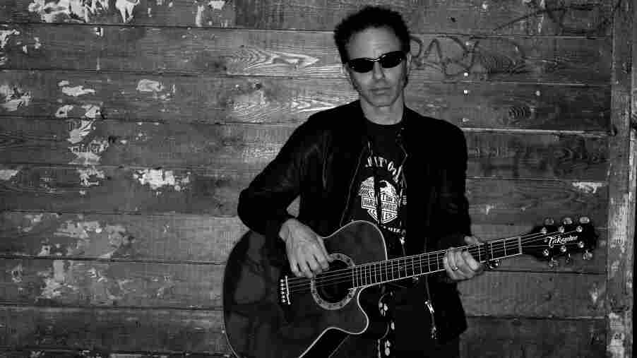 Nils Lofgren specializes in high-energy blues-rock.