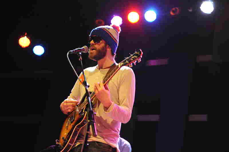 Frank McElroy of Dr. Dog.