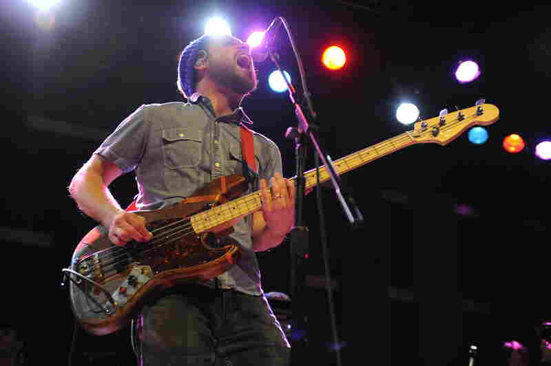 Toby Leaman of Dr. Dog.