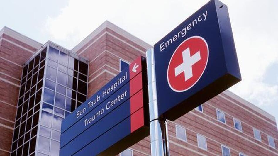 Ben Taub General Hospital in Houston sees 100,000 emergency patients a year, 5,000 of whom need psychiatric evaluation. (Ben Taub General Hospital)
