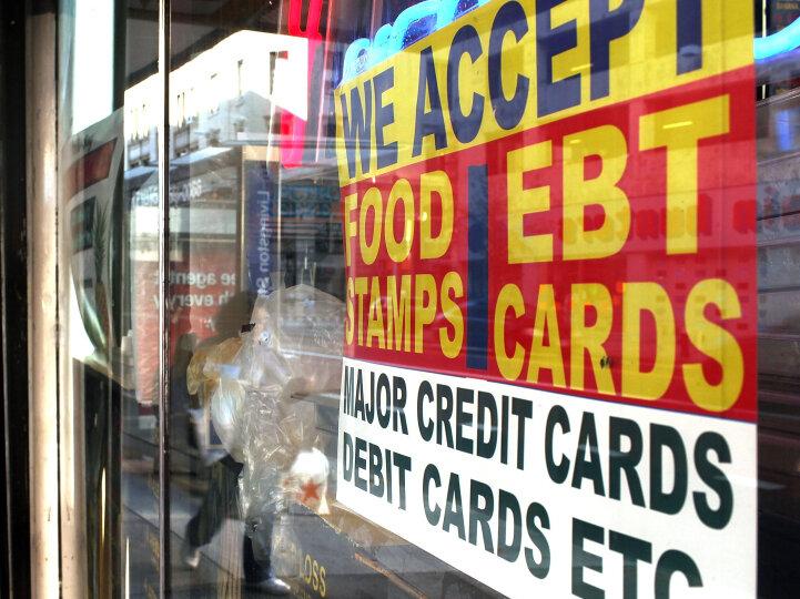 The Clash Over Fingerprinting For Food Stamps : NPR