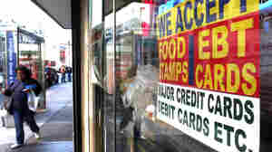 The Clash Over Fingerprinting For Food Stamps