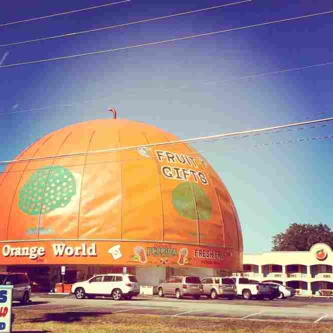 Orange World in Orlando, Fla.