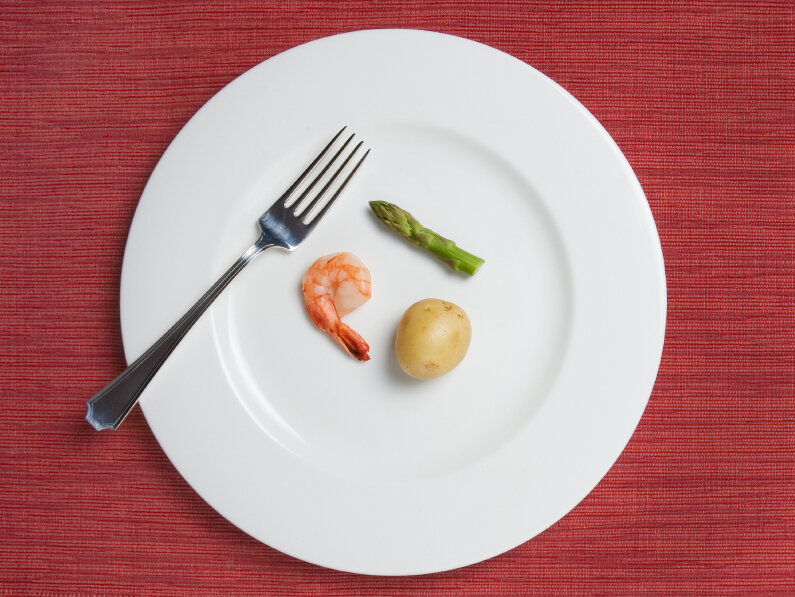 Deception Diet: How Optical Illusions Can Trick Your Appetite : The ...