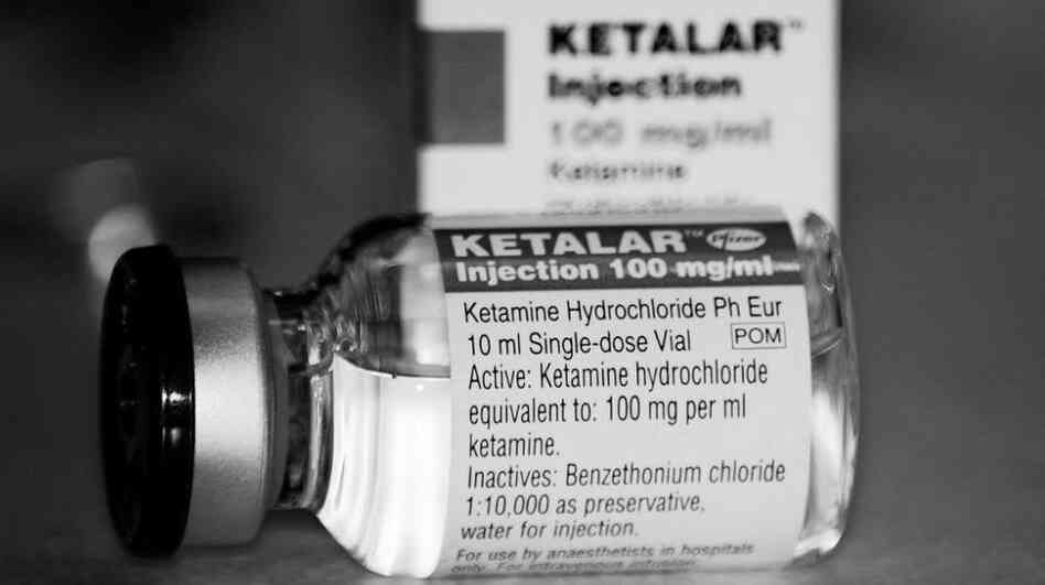 "Ketamine has been used as an anesthetic for decades. It's also a widely popular but illegal club drug known as ""Special K."" When administered in low doses, patients report a rapid reduction in depression symptoms."