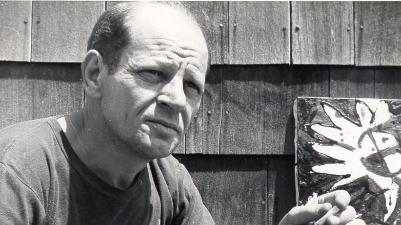 Years Later Pollock Legend Still Splattered Art World Npr