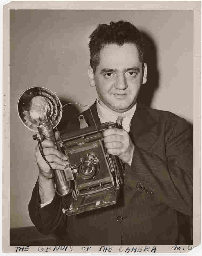 The Genius of the Camera, circa 1938: A self-portrait