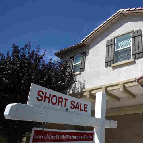 One of Freddie Mac's restrictions blocks people who have a short sale in their past from refinancing for two to four years following the short sale.