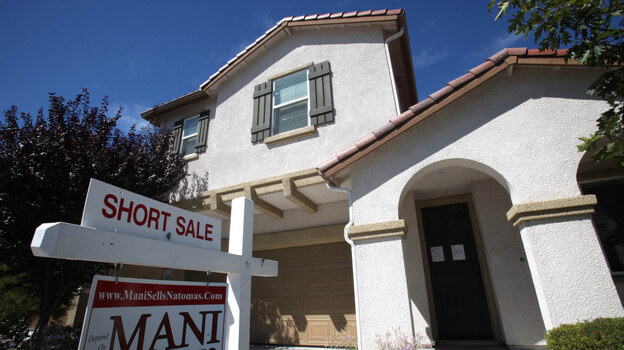 One of Freddie Mac's restrictions blocks people who have a short sale in their past from refinancing for two to four years following the short sale. (AP)