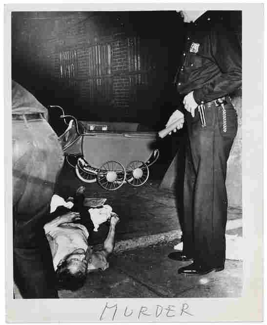 Murder, circa 1940