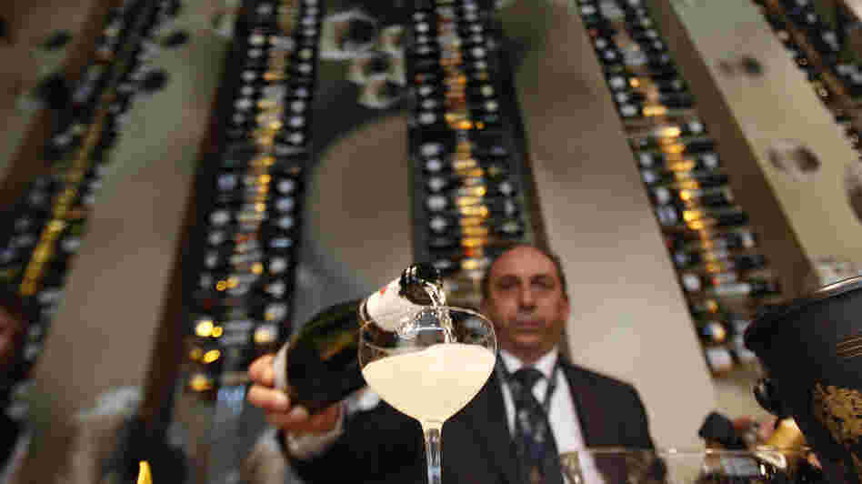 "Moscato was on display at the 2010 international wine and spirits show ""Vinitaly"" in Italy. Since then, moscato sales have skyrocketed."