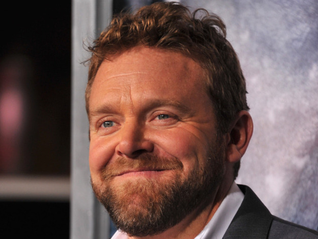 Director Joe Carnahan at the premiere of <em>The Grey </em>in Los Angeles.<em></em>