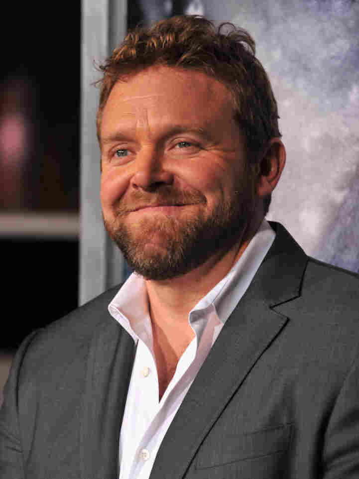 Director Joe Carnahan at the premiere of The Grey in Los Angeles.