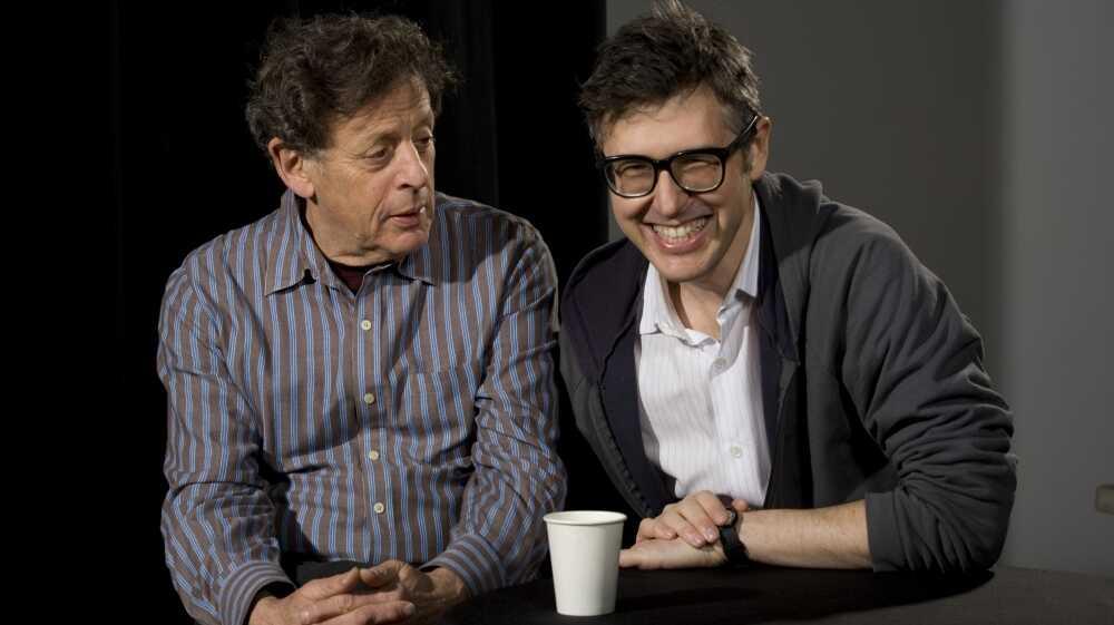 Ira Glass Interviews His Cousin, Composer Philip Glass