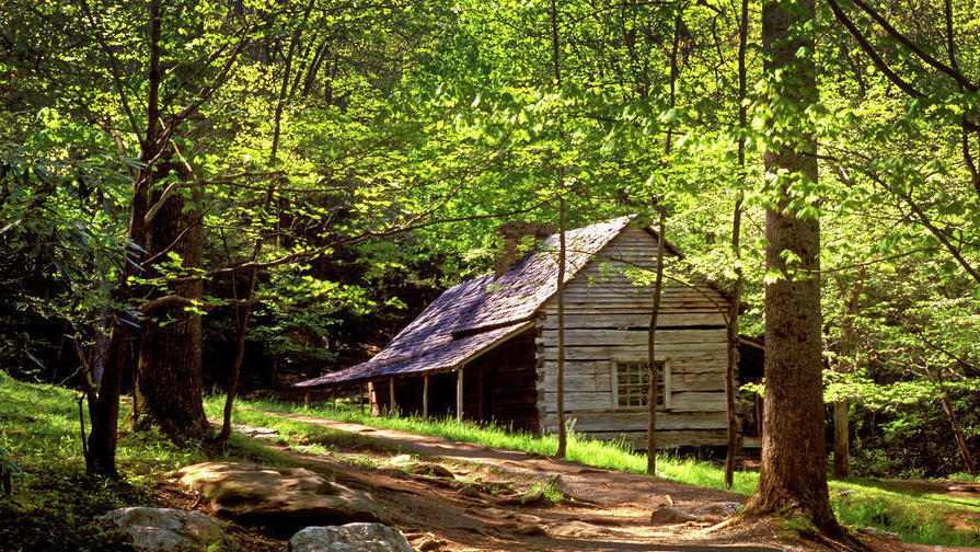 Aaron copland 39 s american vision npr for Appalachian mountain cabins