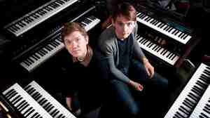 Field Music's new album, Plumb, comes out Feb. 14 in the U.S.