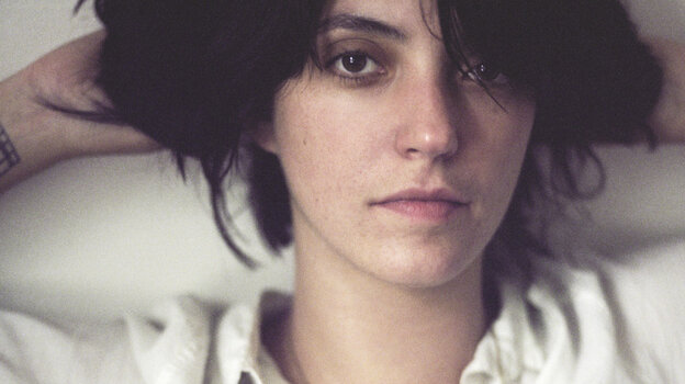Sharon Van Etten's new album, Tramp, comes out Feb. 7
