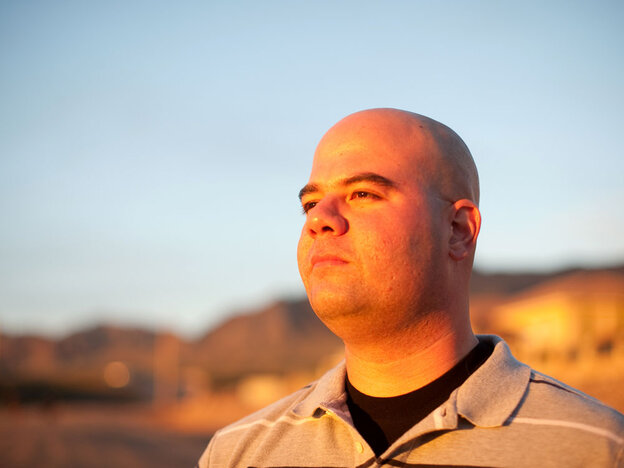Sgt. Victor Medina suffered brain damage in 2009 when a roadside bomb exploded in Iraq.