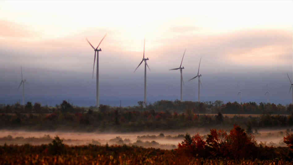 Quixotic Enterprise? Laura Israel's documentary, Windfall, tracks the impact of a wind farm development on an increasingly reluctant citizenry in rural New York.