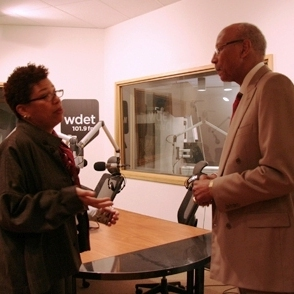 Michel Martin talks with Detroit Mayor Dave Bing.