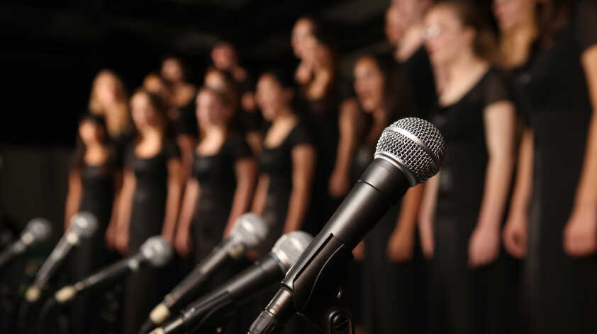 The Pure Power Of Handel's 'Hallelujah Chorus'