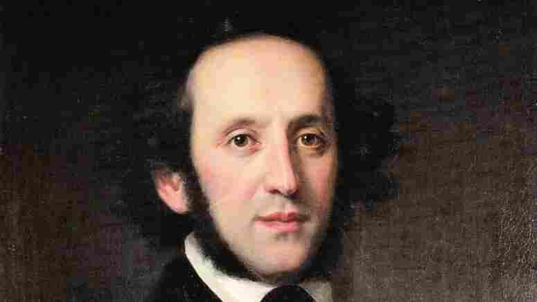 Felix Mendelssohn.