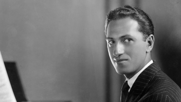 American composer George Gershwin in 1925. (Getty Images)