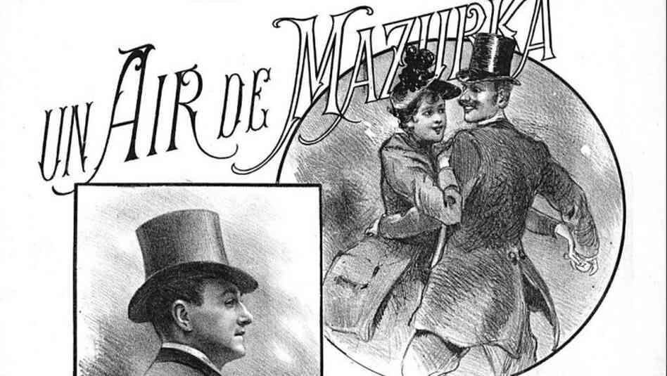In Chopin's hands, the lowbrow Polish country dance called the Mazurka became high art.