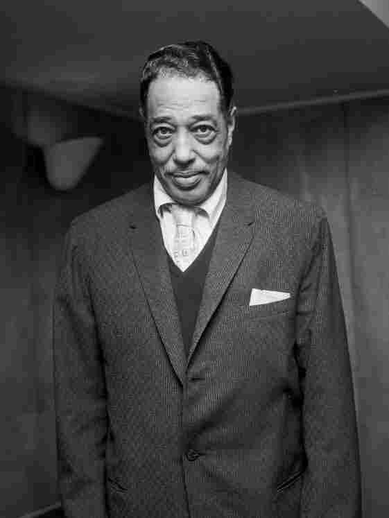 Duke Ellington in London, Oct. 6, 1958.