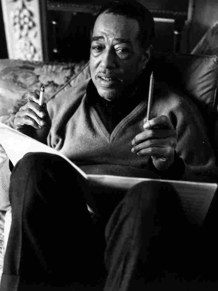 Duke Ellington, Jan. 1963.
