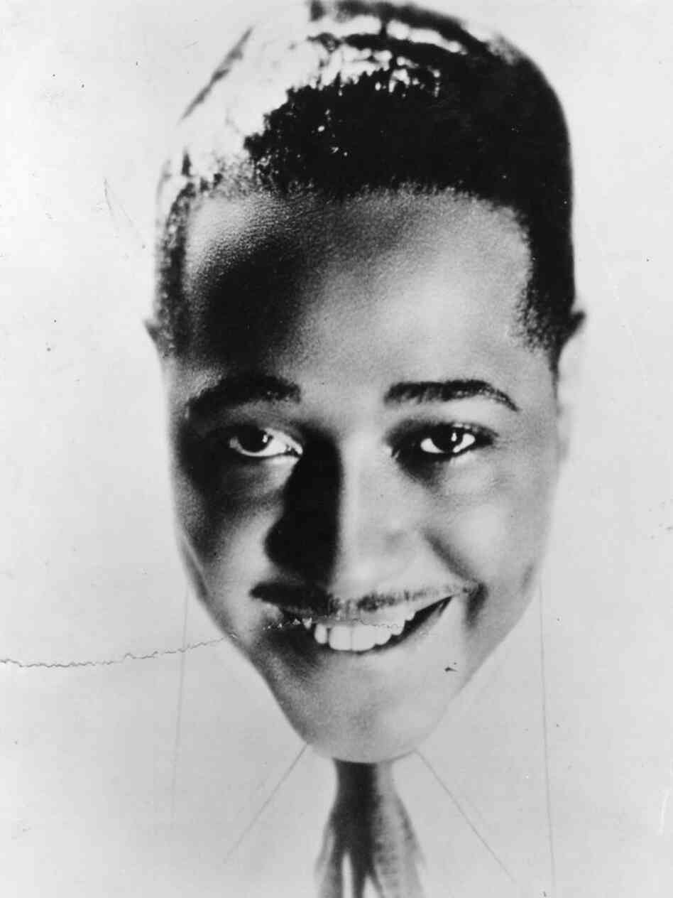 Duke Ellington, ca. 1930.