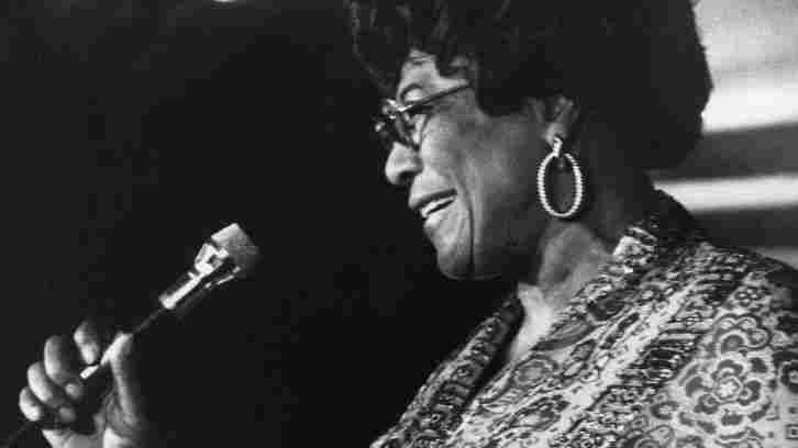 Ella Fitzgerald, 'First Lady Of Song'