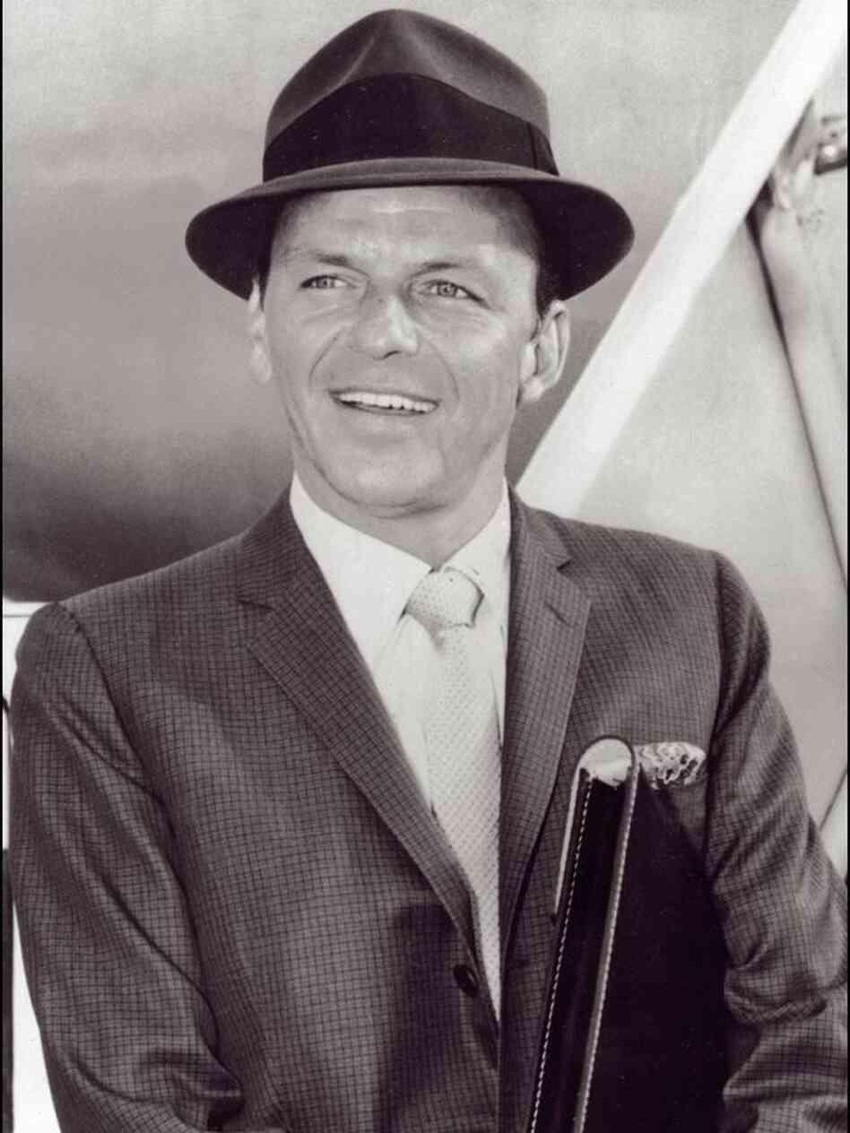 Frank Sinatra 39 The Voice 39 Npr