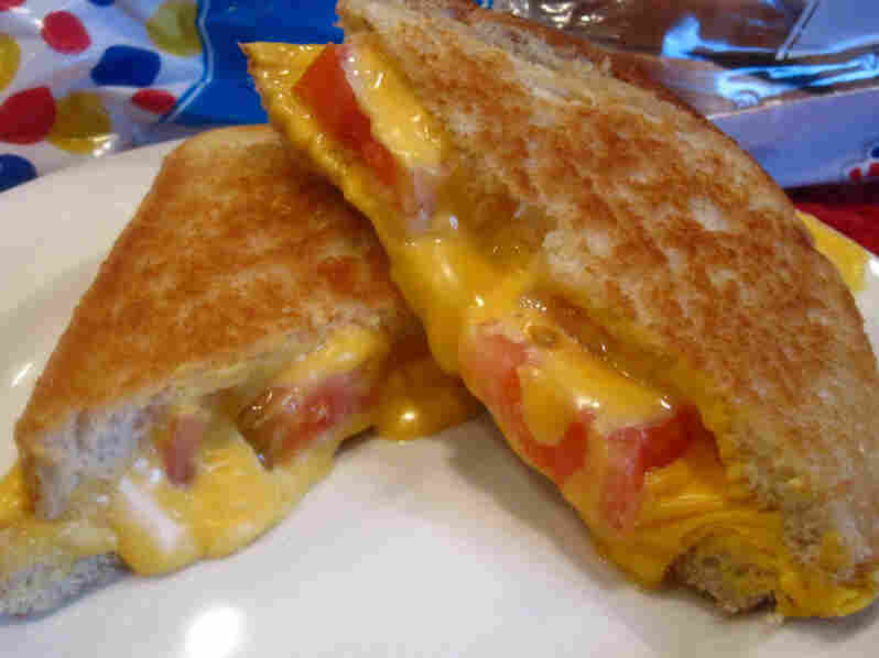 Wonderful Grilled Cheese