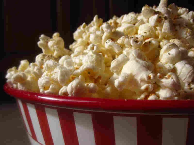 Blazing Buffalo Popcorn