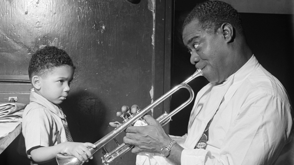 Louis Armstrong 39 The Man And His Music 39 Part 2 Npr