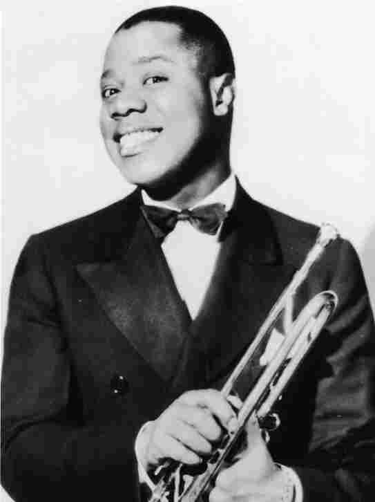 Louis Armstrong, late 1920s.