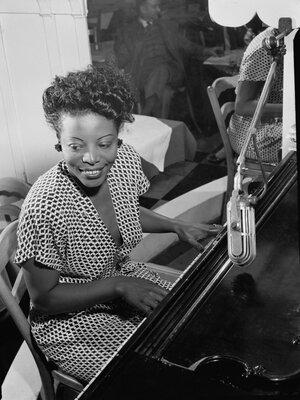 Mary Lou Williams, ca. 1946.