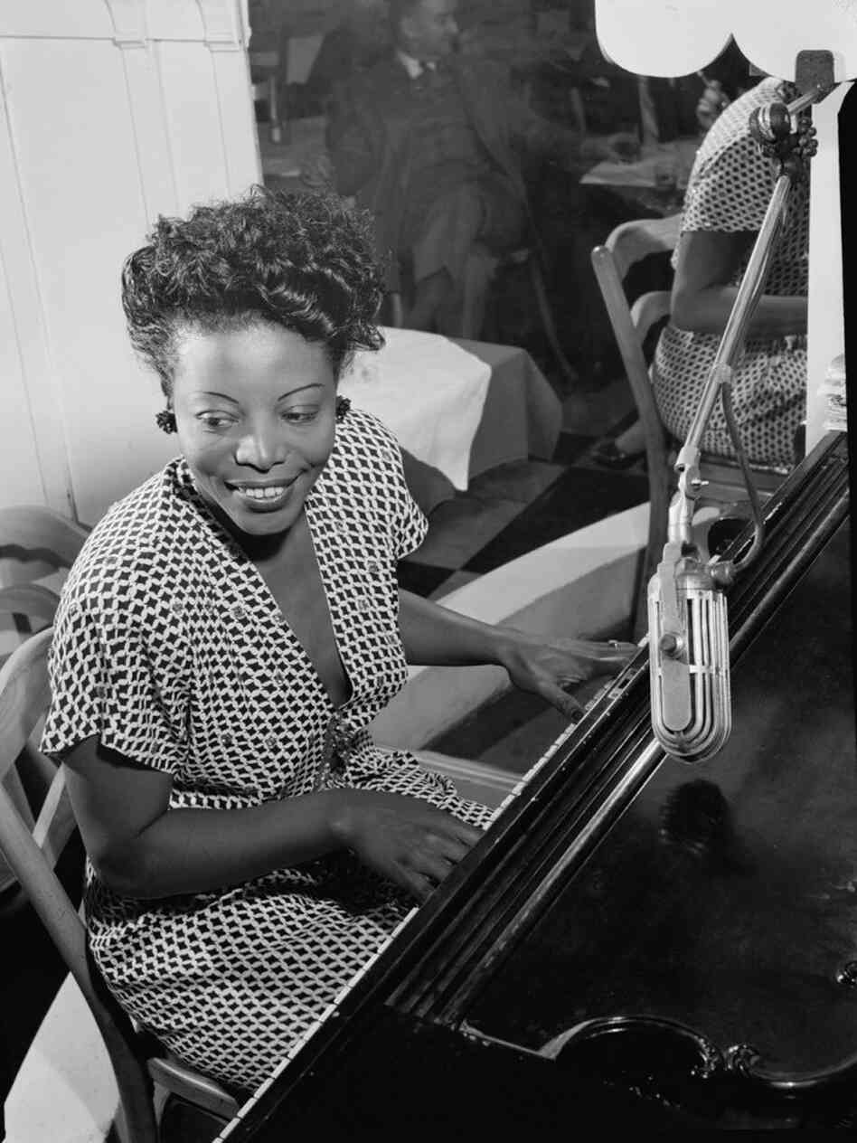 Mary Lou Williams, ca. 1946.