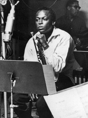 Miles Davis (October 1959)
