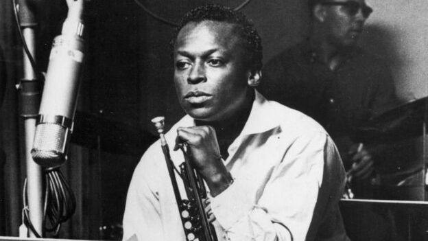 Miles Davis (October 1959) (Getty Images)
