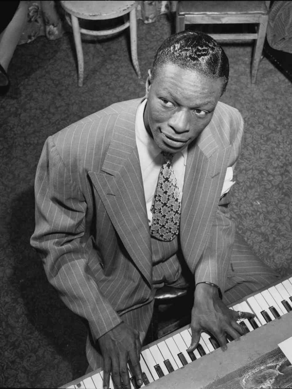 Nat King Cole, ca. June 1947.