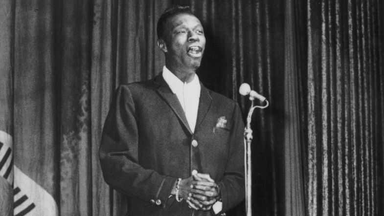 Nat King Cole: 'The Singer'