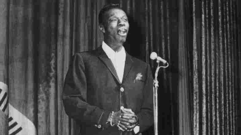 Nat King Cole, May 16, 1960.