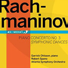 Garrick Ohlssohn plays Rachmaninov.