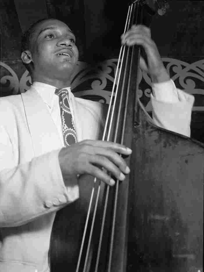 Oscar Pettiford, ca. Nov. 1946.