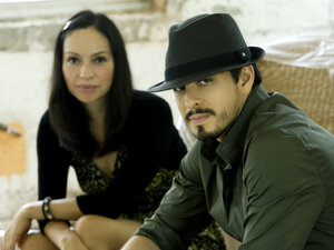 Rodrigo y Gabriela's new album, Area 52, was recorded in Havana with a full Cuban orchestra.